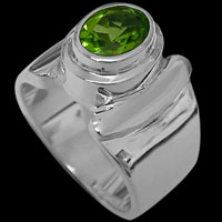 Men's Jewelry - Gemstone and Sterling Silver Rings