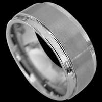 Tungsten Jewelry - Tungsten Carbide Rings