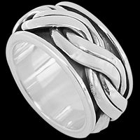 Sterling Silver Rings - Men's Rings