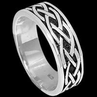 sterling silver celtic rings